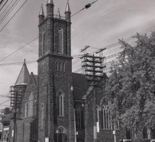 bloor st united church